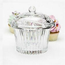 Godinger 64601 Cupcake Covered Box - Crystal