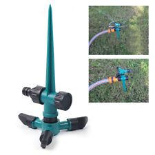 New listing 3 Arms Garden Sprinkler 360 Degree Rotating Lawn Sprinkler Watering Irrigation