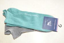 2 Paires de chaussettes basse marron  neuves 47/49 TOMMY HILFIGER