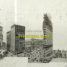 Marnix Busstra : Old School Band CD (2017) ***NEW***