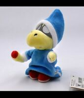 Magikoopa Kamek Super Mario Plüsch Figur Stofftier Kuscheltier Plush 17 cm