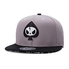 Unisex Men Women Snapback Adjustable Baseball Cap Hip Hop Hat Cool Bboy NIUK