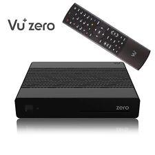 Vu+ Zero E2 Linux Full HD H265 Assis 1x DVB-S2 Récepteur vu + Plus Noir