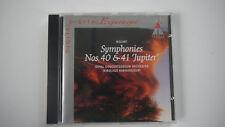 Mozart : Symphonies Nos 40 & 41 Jupiter - Harnoncourt - CD