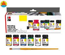 Marabu-textil Starter Set 6 x 15 ml PREISHIT