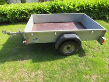 Ifor williams P6E trailer 6'x4'