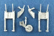 Mitsubishi G4M Betty Landing Gear For 1/48th Scale Tamiya Model  SAC 48078