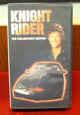 VHS - Knight Rider: Knight of the Phoenix (Collector's Edition / 1998)