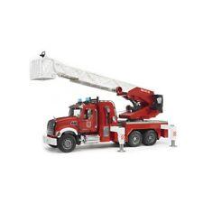 Bruder #02821 Mack Granite Fire Engine w/Ladder & Water Pump