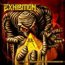 Exhibition-the sign of tomorrow CD 2003 us METAL seven witches Eternity x