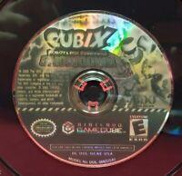 Cubix: Robots for Everyone Showdown Nintendo GameCube  Working Game