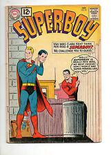 Superboy #94 1962 FIRST 1ST APP SUPERBOY REVENGE SQUAD! VG 4.0 Early Silver 68