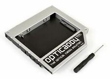 Opticaddy SATA-3 second HDD/SSD Caddy for Lenovo Thinkpad T420 T430