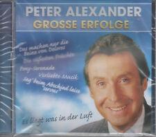 Peter Alexander Grosse Erfolge CDNEU Verliebte Musik Die treuen Augen In Sorrent