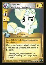 1x 3x Vapor Trail Wind Beneath Your Wings 55 U x3 - My Little Pony Defenders of