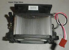 HP Pavilion A4000 A4316F CPU Heatsink w/ 3-Pin Fan 1322-00820h2