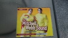 That Mitchell & Webb Sound - Series One CD   (3 disc set)  audio