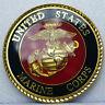 "USMC ""The Few. The Proud"" Semper Fidelis Challenge Coin"