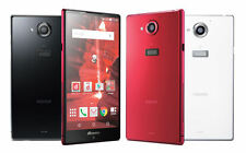 SHARP SH-03G AQUOS IGZO CRYSTAL METAL ILLUMINATION ANDROID PHONE UNLOCKED NEW Z5