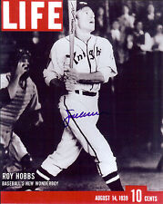 The Natural  autographed 8x10  photo Indians Joe Charboneau who was an extra **