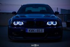 Angel Eyes E46 DTM Halo Rings with bar