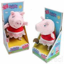Peppa Pig Ballerina Pig Talking Plush Kids Toy Gift Brand New & Retail Packed