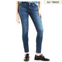 Levi's Women's 711 Skinny Stretch Mid Rise Skinny Jeans -Astro Indigo (W28/L32)