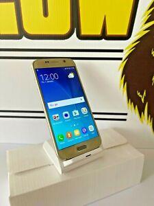 Samsung Galaxy S6 SM-G920F 32GB (Unlocked) Smartphone - Gold