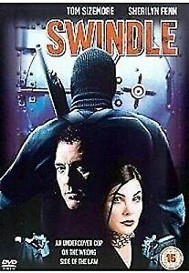 Swindle DVD 2002 Tom Sizemore, Sherilyn Fenn, Dave Foley Heist Robbery Movie