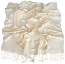 Solid Colour Design Shawl Scarf Wrap Stole Pashmina CJ Apparel 80+ Colours *NEW*