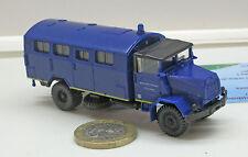 Roco 1378:   MAN  630 L2A,  Koffer,  THW