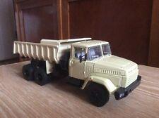 KRAZ -6510 1985-1994  Soviet Retro truck 1:43 diecast scale model 1/43