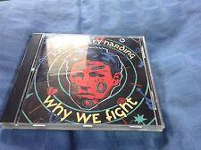 WHY WE FIGHT- JOHN WESLEY HARDING CD