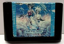 Trouble Shooter for Sega Genesis Authentic NTSC Cart Only Tokai Cleaned Tested