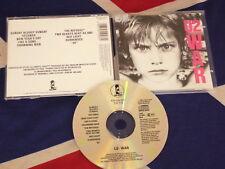 U2-era CD 1983 CID 112 Rosa Letters