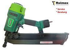Prebena 7XR-RK90 Streifennagler Druckluftnagler 20-21° 50-90mm + 1 Box Nägel
