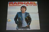 Raphael~Enamorado De La Vida~Mexican IMPORT~1983 Latin Pop~FAST SHIPPING!!