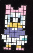 Digital Pixel Mystery Daisy Disney Pin 121132