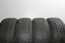 4x  Dunlop SP Winter Sport 3D 205/55 R16 91H M+S, 7mm, nr 9499