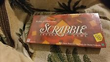 eScrabble Crossword Game 1999 Edition Board Game Word Game Parker Brothers