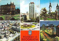 B45461 Beograd autobus tramway multiviews   serbia