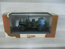 """Victoria 1/43 - Dodge WC 56 open Command Car US Army """"With Fording Kit"""""""