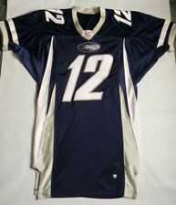 Chicago Rush Arena Football  Russ Michna Game Worn Jersey Size 44