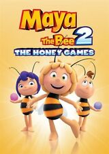 MAYA THE BEE 2 THE HONEY GAMES New Sealed DVD