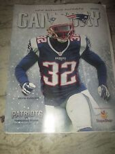 NL- NEW ENGLAND PARIOTS VS.TENNESSEE TITANS-12/20/2015- DEVIN MCCOURTY GAMEDAY