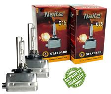D1S Xenon Brenner Birne Lampe 2 Stück 35W Super Long Life PK32d-2 NAITE