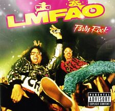 LMFAO PARTY ROCK (Retail Promo CD, Album) (2009)