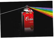 Mr Brainwash Andy Warhol Pink Floyd Tomato Spray Show Promo Print Postcard Mint