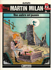Martin Milan 7. Une Ombre est passée.GODARD 1982 neuf
