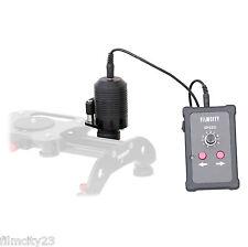 Filmcity Compatible Motorized Timelapse Motion Controller Kit System for Slider